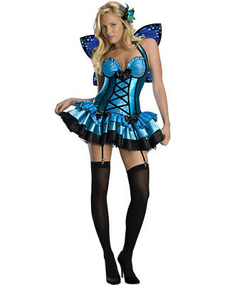 Fantasy Fairy Butterfly Pixie Adult Women Costume