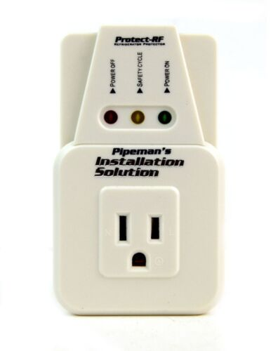 Refrigerator 1800 Watts Voltage Brownout Appliance Surge Protector