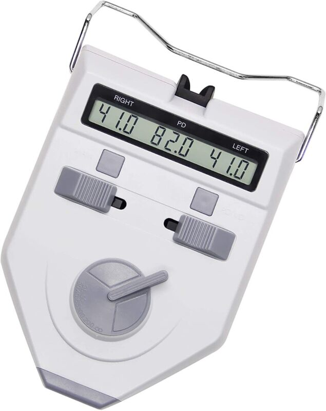 Optical Digital Pupilometer 45-82mm Pupil PD Meter 0.1-0.5mm Accuracy (LY-9AT)
