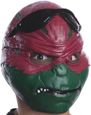 Ninja Turtles Mutant Raphael Maske Fasching Karneval ab 14 Jahre / Erwachsene