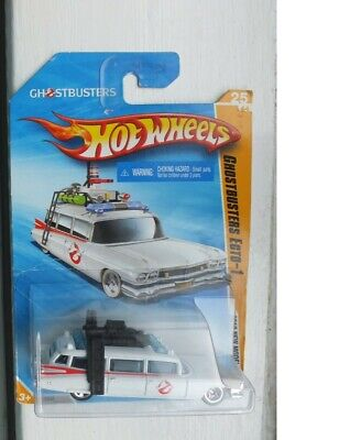 Hot Wheels Movie Diecast Car Ghostbusters Ecto - 1. 2010