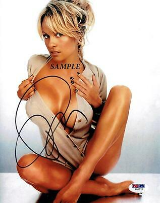 Pamela Anderson Lee  1 Reprint Autographed Signed 8X10 Picture Photo Baywatch Rp