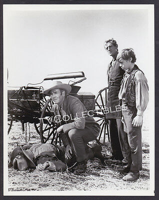 Press Photo  Welcome To Hard Times  Henry Fonda  John Anderson  Michael Shea  Cs
