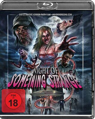 trange ( Horrorfilm Uncut ) mit Michael Merchant BLU-RAY (Film Halloween Horror Nights)