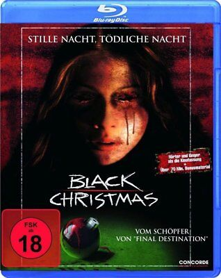 Black Christmas  2006  Blu Ray Brand New  German Package With English Audio
