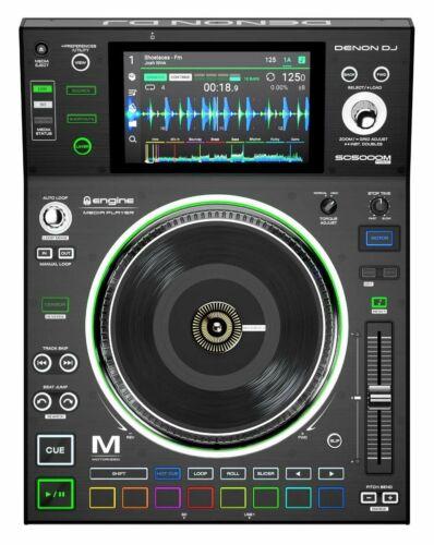 Denon DJ SC5000M Prime W/Motorized Platter!!  Refurbished by Denon!