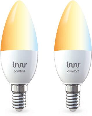 innr LED E14 Lampe 2200K-5000K (2er Pack)