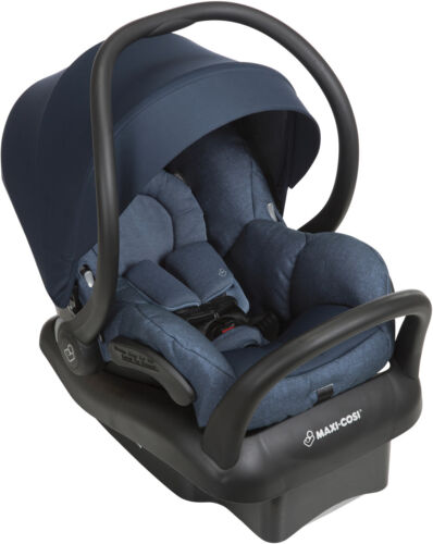 Maxi-Cosi Mico Max 30 Air Protect Infant Baby Car Seat w/ Base Nomad Blue NEW
