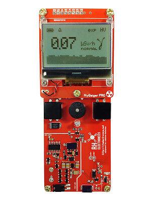 Mygeiger Ver.3 Pro Diy Geiger Counter Kit Gamma Radiometer Dosimeter Sbm-20 Tube