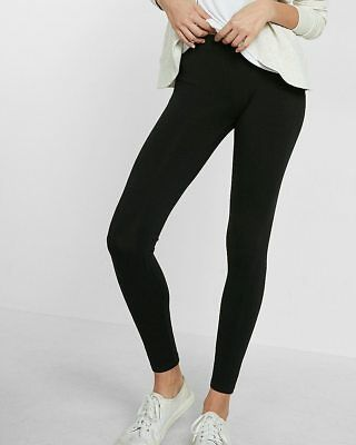 (NEW Charlie's Project - Black Designer Capri Leggings - One Size Fits Most)