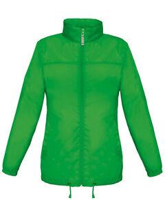 Ladies Sirocco Waterproof Windproof Jacket Rain Coat
