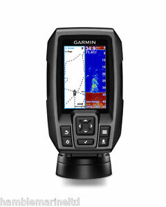 NEW Garmin STRIKER 4 Colour GPS Sonar Sounder FishFinder with CHIRP Transducer