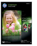 HP Everyday (A4) Glossy Photo Paper (100 Sheets) 200gsm (White) Q2510A