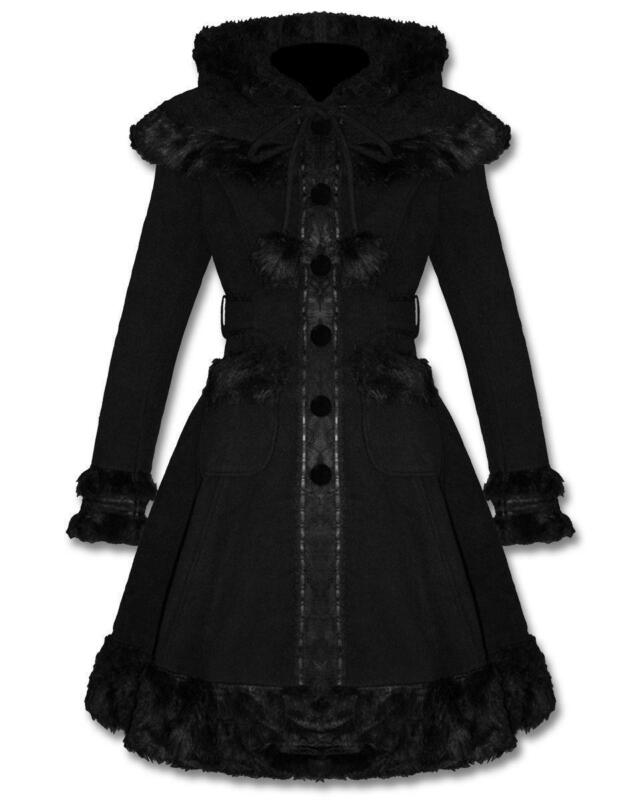 Gothic Winter Clothes