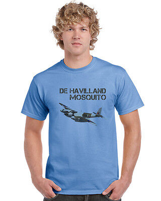 de Havilland Mosquito Aircraft T Shirt