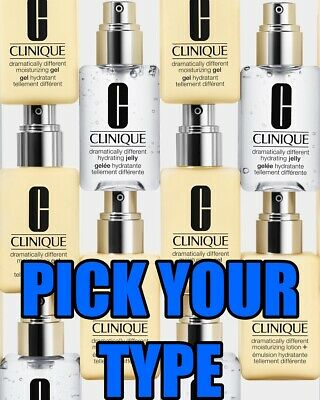 *PICK*- Gel or Lotion or Jelly for CLINIQUE Dramatically Different Moisturizing