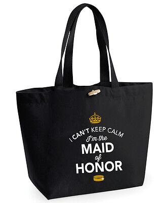 Wedding Gift Bags Ideas (Maid of Honor Gift Idea Wedding Hen Party Bridal Bag Handbag Present)