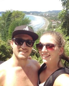 Canadian couple looking for a place to live