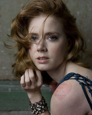 Amy Adams Actress  8X10 Glossy Photo Picture Image Ala43