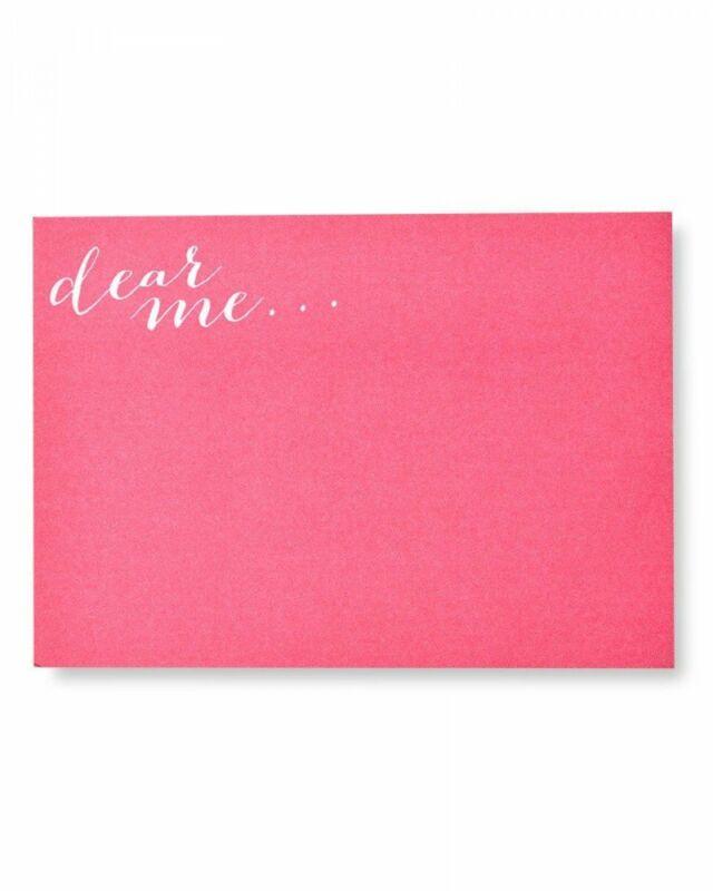 Sticky Notes - Dear Me