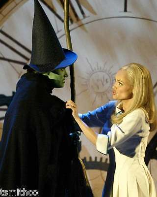 Kristin Chenoweth Idina Menzel Wicked 8X10 Photo 013