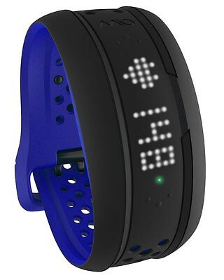 Mio FUSE Heart Rate Monitor, Sleep & Activity Tracker Cobalt -Small / Medium New