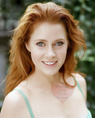 Amy Adams Actress  8X10 Glossy Photo Picture Image Ala34