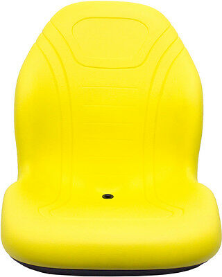 John Deere Yellow Seat Fits 4200 4500 4210 4310 4400 4700 Replaces Oem Lva10029