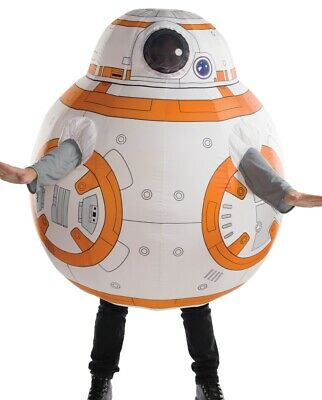 BB-8 Inflatable Costume Star Wars Droid BB8 Adult Men Women - Fast Ship - - Costumes Fast Shipping