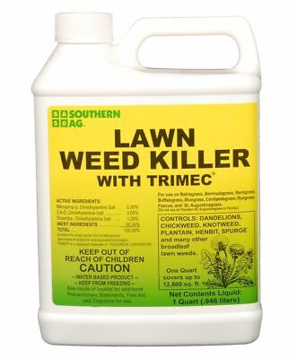 Southern Ag Lawn Weed Killer with Trimec 32 oz. Quart