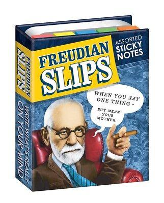 Sticky Notes Freudian Slips Freud Psychology Post-its Set