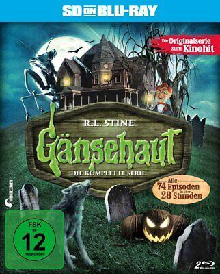 Gänsehaut - Die komplette Serie (SD on Blu-ray)  Blu-ray *NEU*OVP*