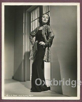FAY WRAY Leggy Pre Code Hollywood Fashion 1929 RAY JONES Art Deco Glamour Photo