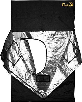 Gorilla Grow Tent 5' x 5' GGT55 Indoor Reflective Mylar Hydroponic Growing Room
