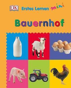Erstes Lernen Mini - Bauernhof (2016, Gebundene Ausgabe,Pappbilderbuch)