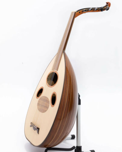 Special design Syrian Oud FULL Walnut - Real Syrian Sound!