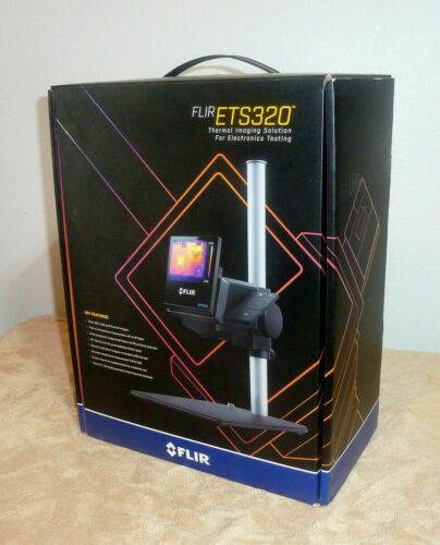 FLIR ETS320 Thermal Imaging Camera Solution. U.S. Seller