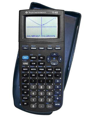 TI-82 Texas Instruments Grafikrechner - GEBRAUCHT -