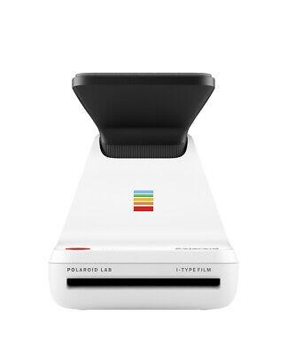 Polaroid Lab Fotodrucker für Smartphone Apple iPhone Samsung Huawei Android etc