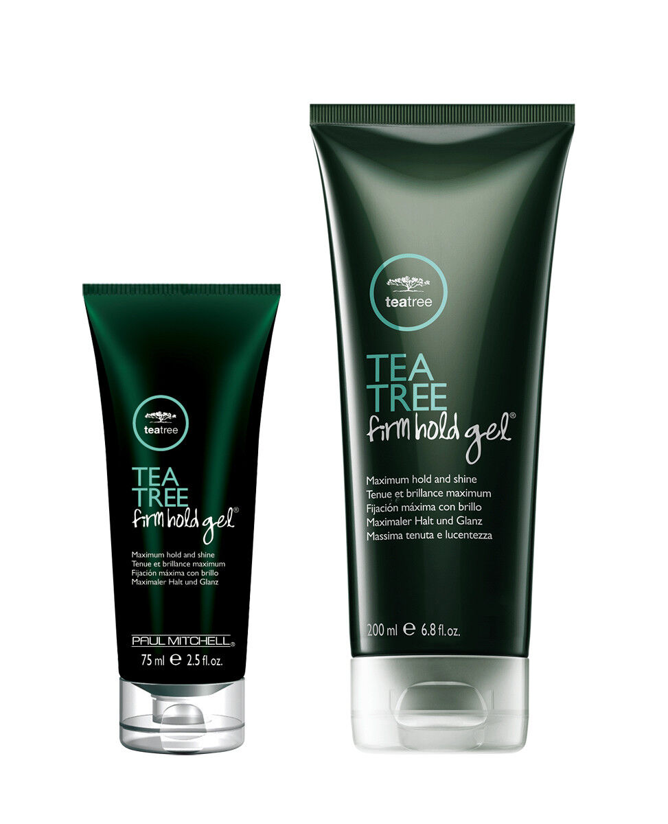 Paul Mitchell Tea Tree Firm Hold Gel 2.5 oz/ 6.8 oz
