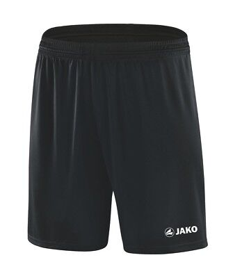 JAKO Sporthose Manchester Herren Damen Kinder Short Hose kurz schwarz Neu