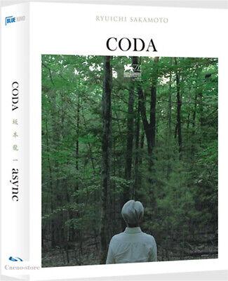 Ryuichi Sakamoto ( 2 Disc Blu-ray ) CODA & async / Region A