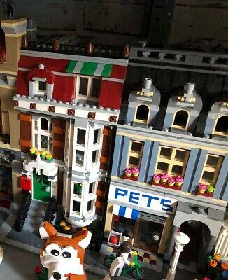 LEGO Creator Expert 10218 Pet Shop Modular Building