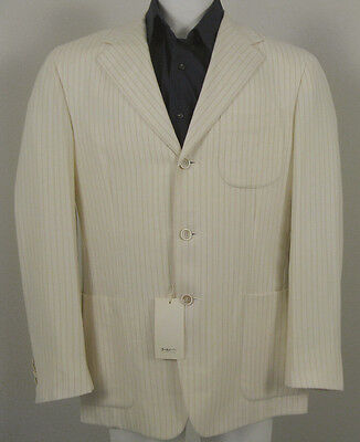 NEW $2595 Hugo Boss Baldessarini Pure Cashmere Sportcoat (Jacket)!  44 Reg Beige