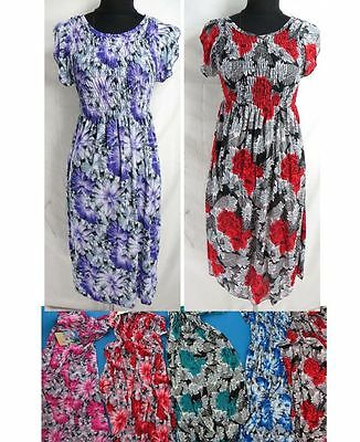 US SELLERlot of 10 Wholesale Summer Dresses shop women hippie wear