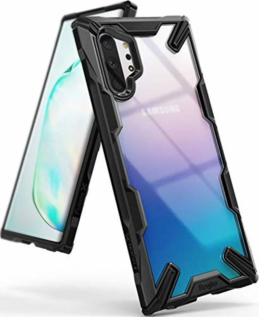 Ringke Fusion X Designed for Galaxy Note 10 Plus Case, Galax