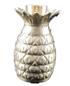Biedermann & Sons Satin Brass Pineapple 7/8
