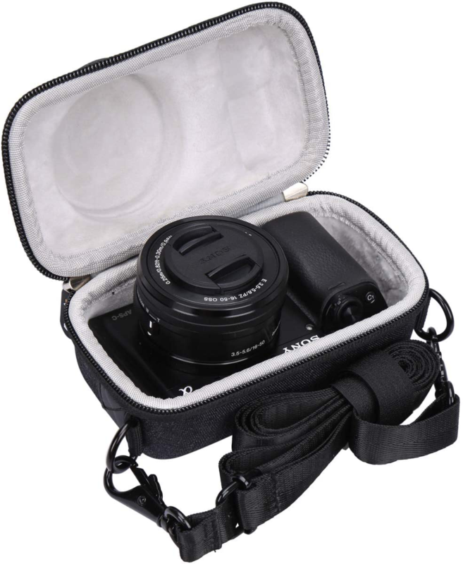 Aproca Hard Storage Travel Case For Sony Alpha A6000 Mirrorl