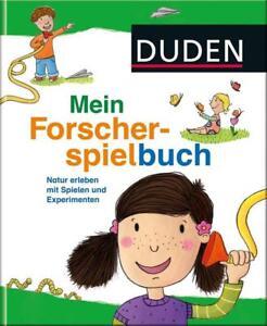 Duden - Mein Forscherspielbuch ►►►UNGELESEN  Christina Braun,Ute Diehl, Diemer