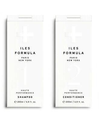 Iles Formula Haute Performance Shampoo and Conditioner 6.8 oz